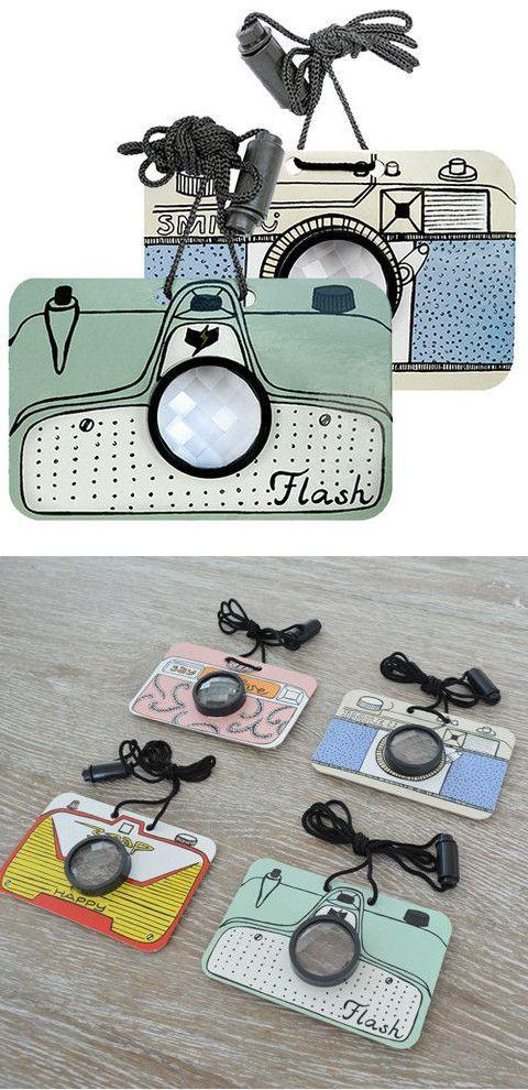 Vintage Kaleidoscope Camera
