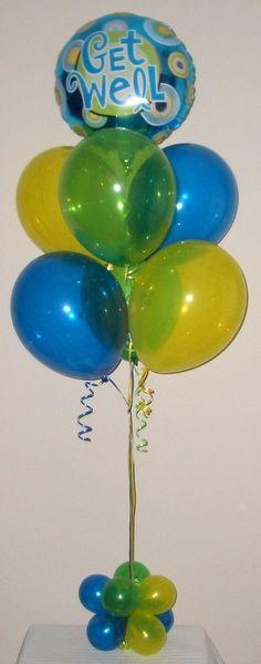 Congratulation Balloon Bouquets ~ Tulsa, Ok