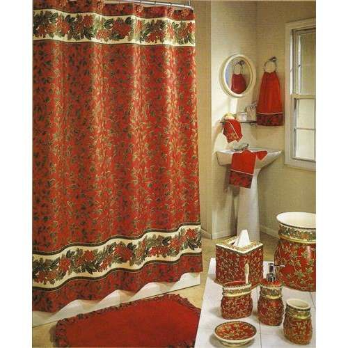 Bathroom Decor Christmas : Best images about jingle bell bathroom on