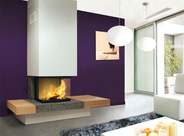 Foyer Sdf Salon De Provence : Best cheminées modernes images on pinterest fireplace