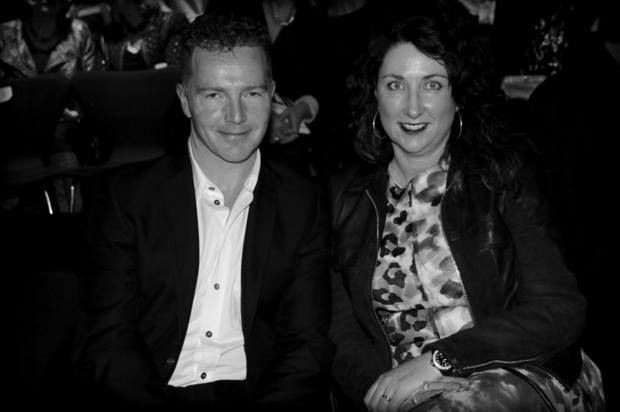 """Us in front row Zambesi show, snapped by Viva Magazine NZ Herald titled """"Party People at Zambesi"""""""