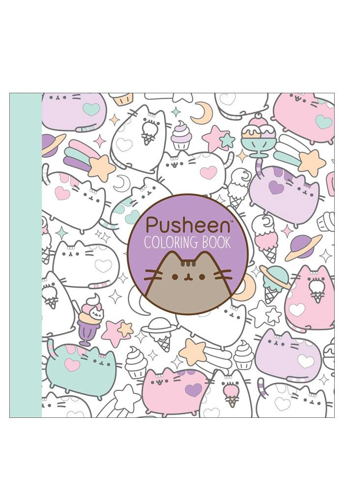 Pusheen returns in a delightful coloring book perfect for fans of I Am Pusheen the Cat. The Internet's favorite chubby, tubby tabby from Claire Belton is back in a purr-fectly cute coloring book featu
