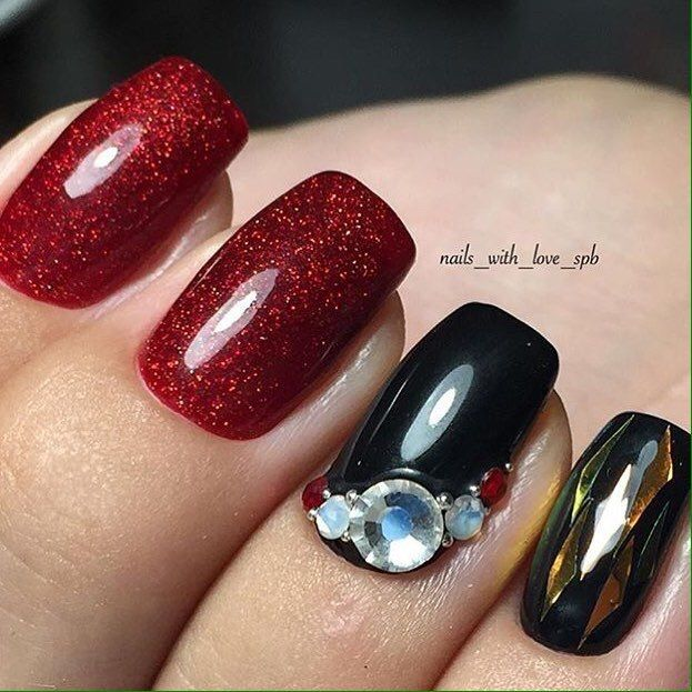 @pelikh_Nail Art #2493 - Best Nail Art Designs Gallery