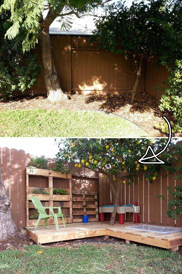 Design Backyard Decorating Ideas On A Budget Best
