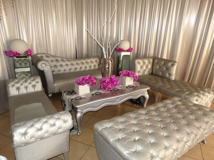 Modernas Salas Lounge en Renta
