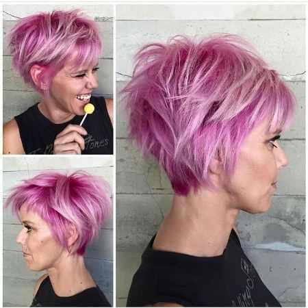 messy-waves-punk-hairstyles-for-women