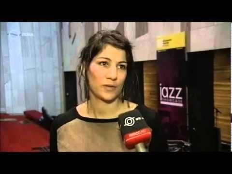 Duna TV Híradó Jazz Showcase MÜPA 2013 - Pátkai Rozina