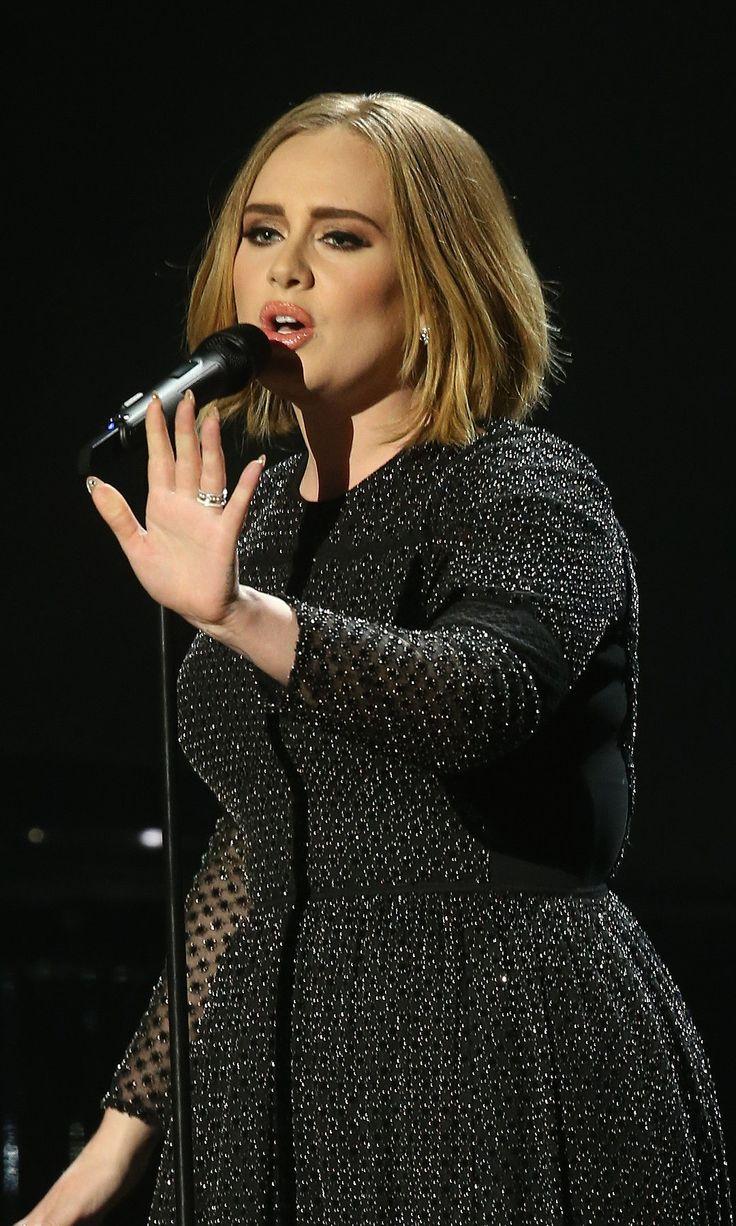 Frisur Adele