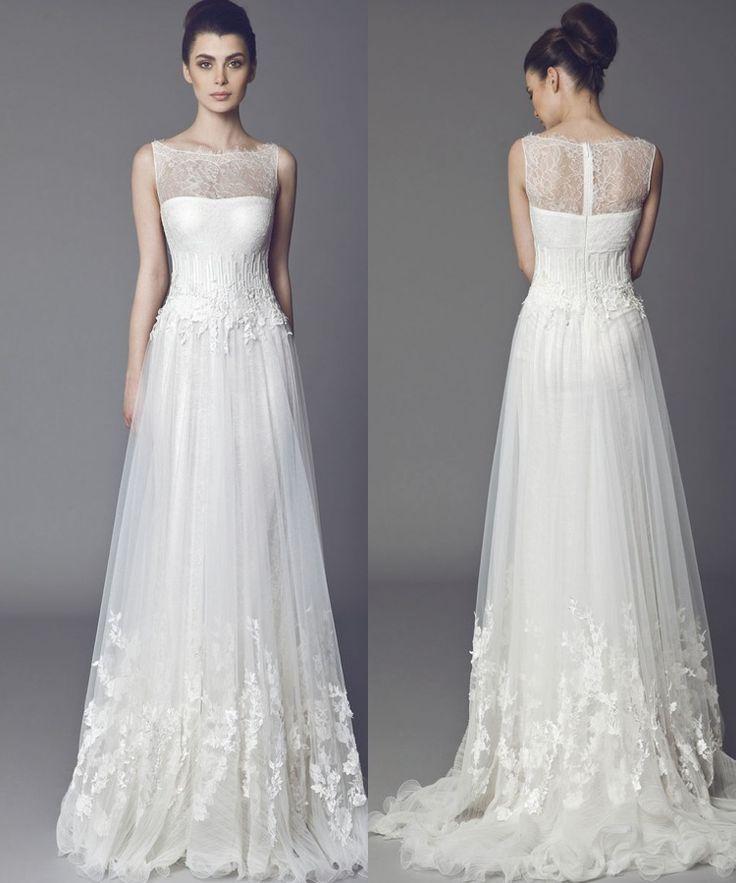 Tony Ward Wedding Dresses 2015 Collection