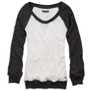 Baseball Shirts For Women | Shop > Tops > T-Shirts > American Eagle Outfitters t-shirts >