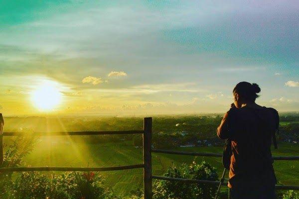 15 Gambar Pemandangan Sawah Di Pagi Hari Gambar Matahari Pagi Di Sebuah Gurun Di Afrika Keagungan Atas Ciptaan Yang Maha Kuasa Di 2020 Pemandangan Gambar Indonesia