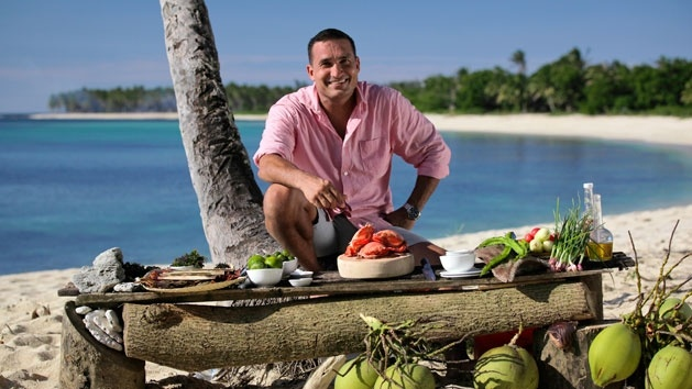 Island Feast with Peter Kuruvita - fabulous new show on Australia's SBS TV channel.