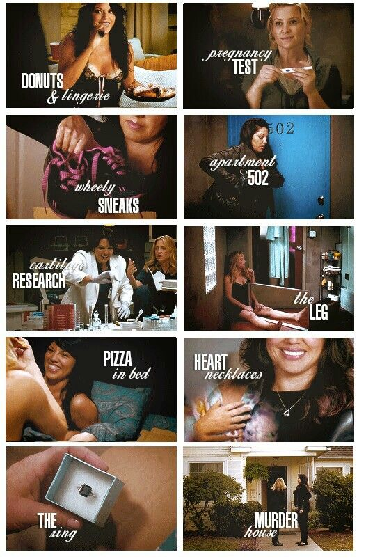 Calzona's story in a pin.