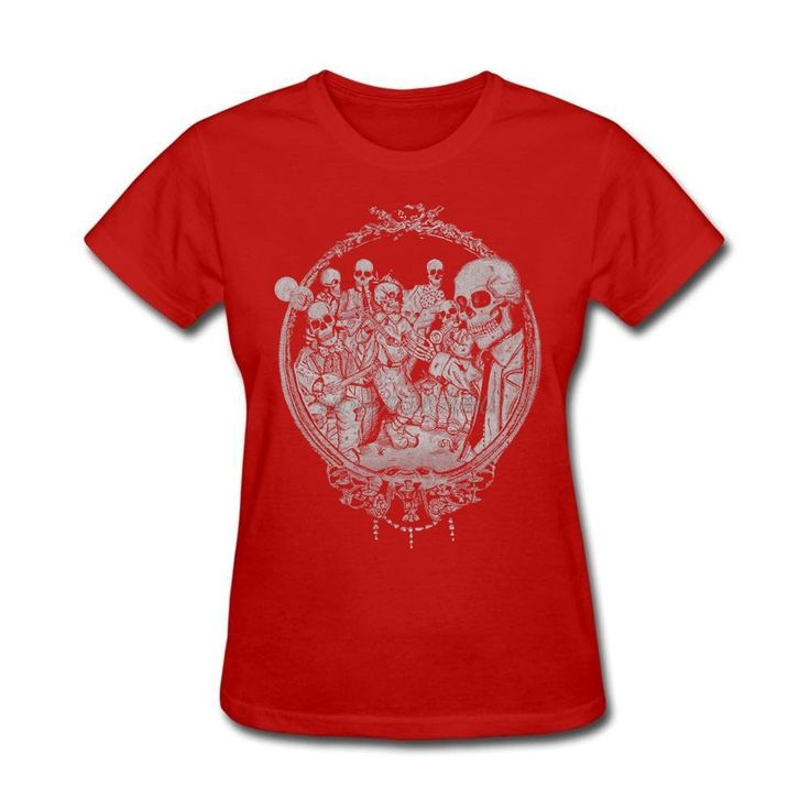 Geek Shirt Women's An Occult Classic Tees Round Collar Low Price Lady Round Collar Design Own T Shirt