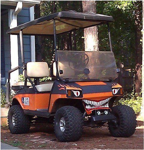 58 Best Custom Golf Carts Images On Pinterest Custom Golf Carts