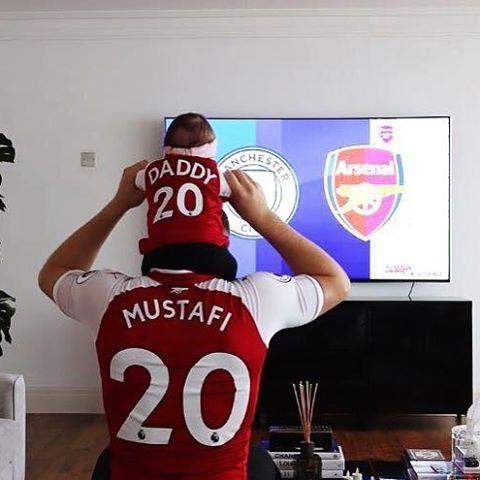 #Shkodranmustafi #Arsenal