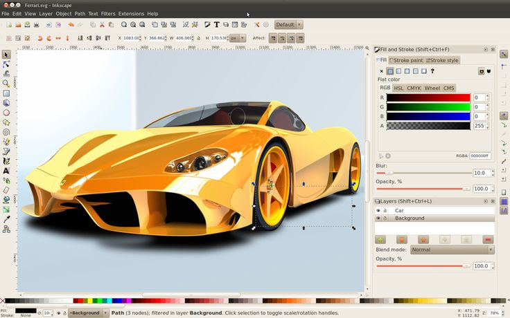 We dug up a few such free drawing software programs for you so that you can create amazing drawings totally free. Have a look at and find your favorite one!