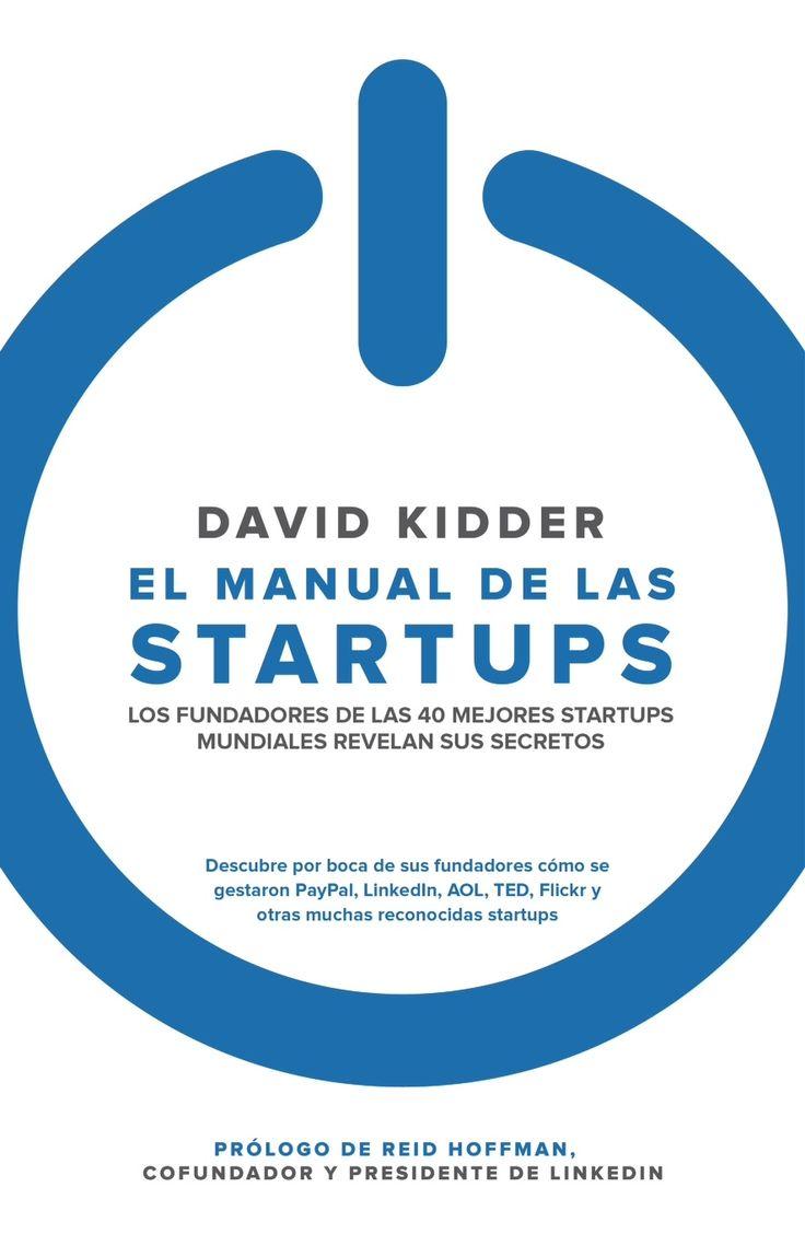El manual de las startups (David Kidder)