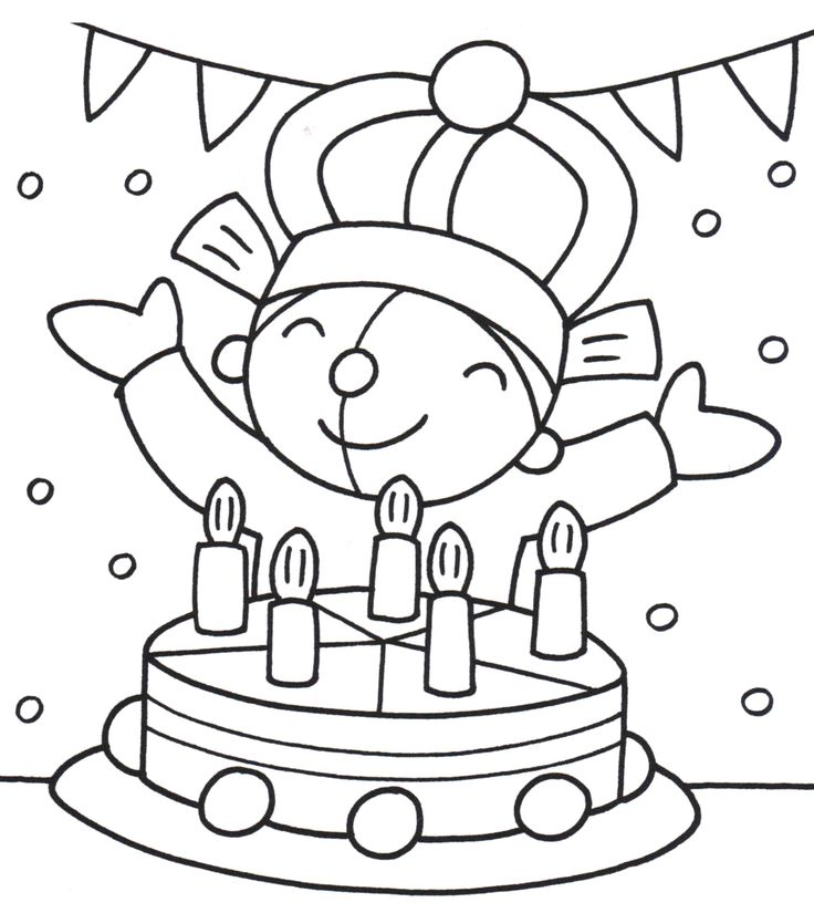 coloring pages of happy valentines day