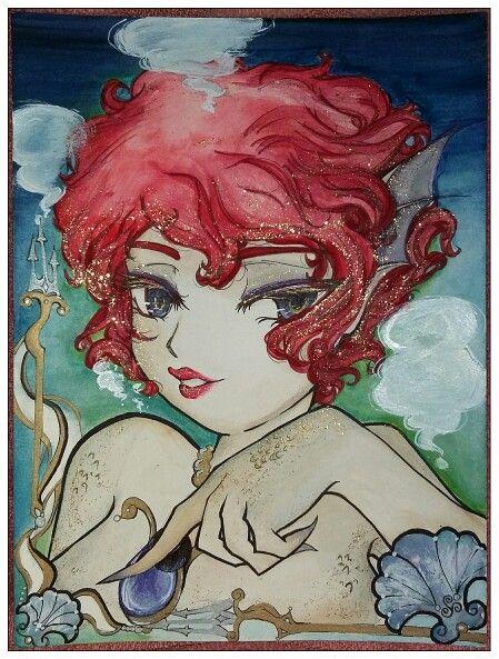 Anima circus mermaid
