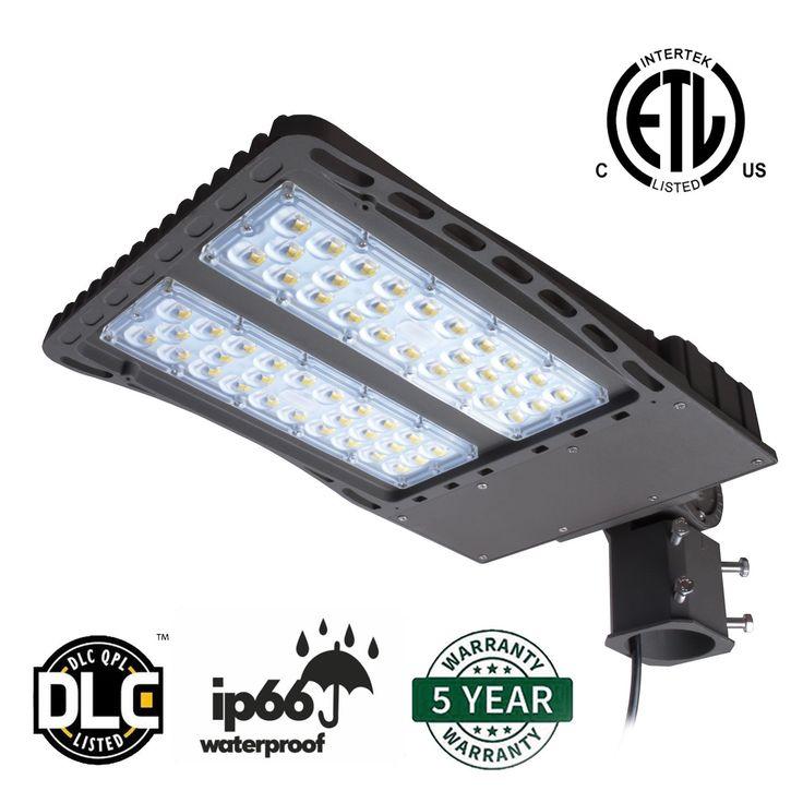 Led Parking Lot Lights Bulbs: 34 Best LED Parking Lot Lights Images On Pinterest