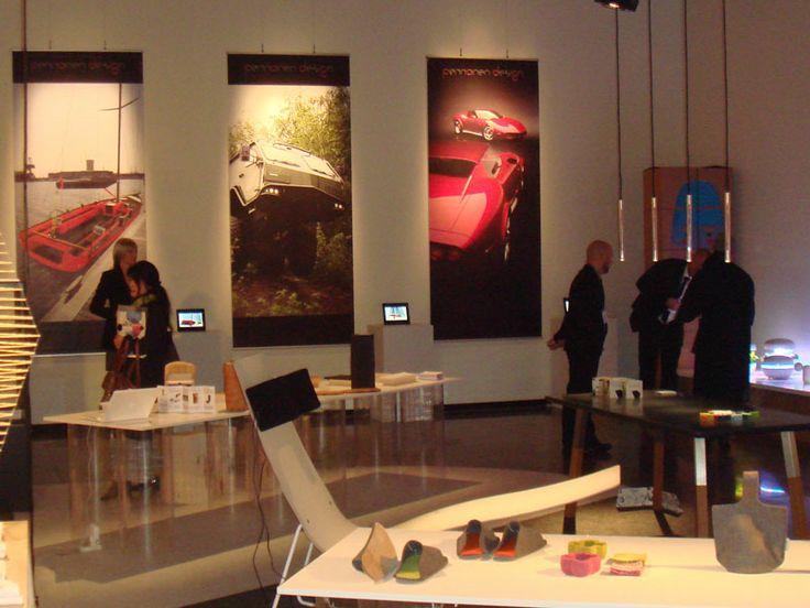 Pennanen Design @ Hirameki -exhibition at Tokyo.