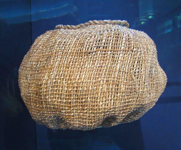 Basket by Lennah Newson, Tasmania, Australia