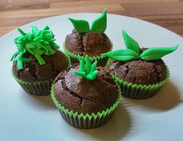 Jarní muffiny
