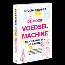 de mooie voedselmachine - Giulia Enders/ondertitel: de charme van je darmen 18€