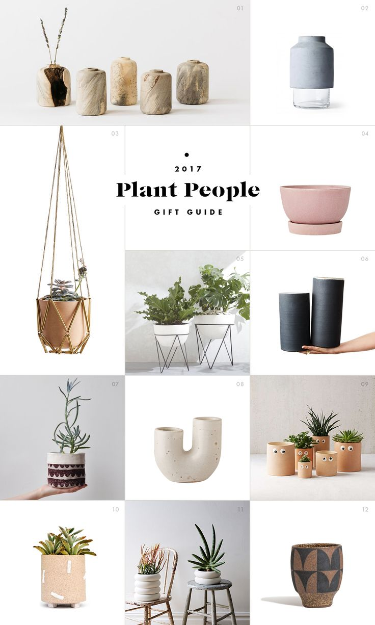 Gift Guides for all the Plant People in your life / See and Savour