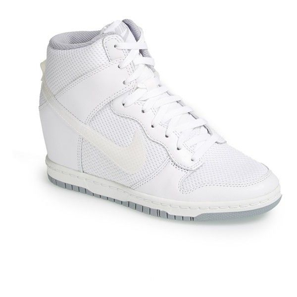 Nike Dunk Sky High Olive Green Wedge  6db386d697