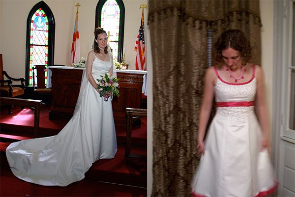 43 Wedding Dress Refashion Into Cocktail Dress