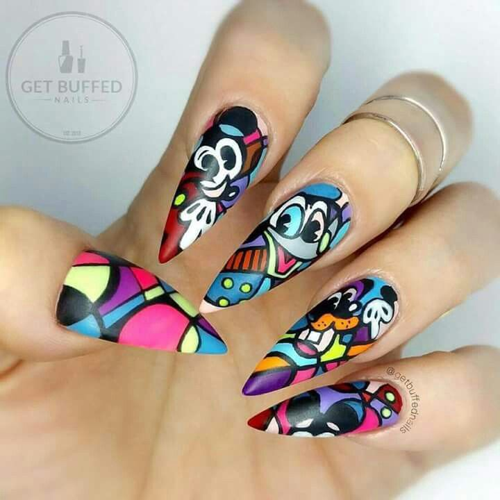 735 best nail images on pinterest brochures catalog and bling nails beauty nails nail nail nail polishes nail designs disney nails art disneyland california dope nails creative nails nailed it prinsesfo Choice Image