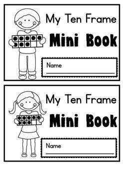 1000+ images about Teaching - Math: Ten Frames on Pinterest | Ten ...