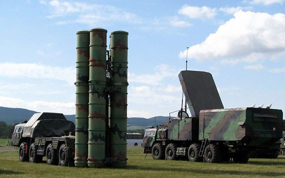 Russia delivers S-300 missile system to Kazakhstan free of charge