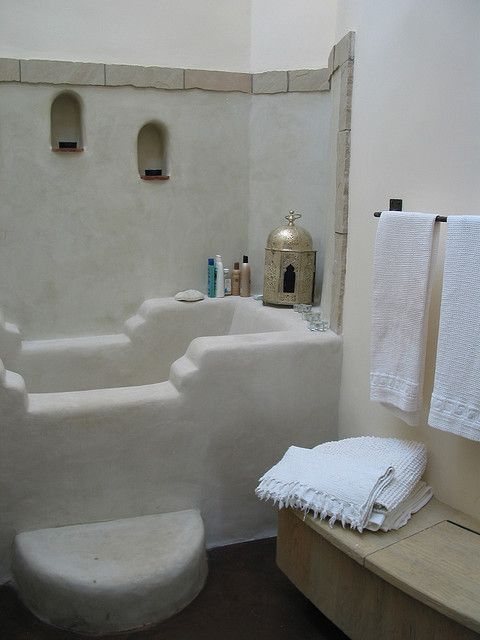 ADOBE Bath Design..