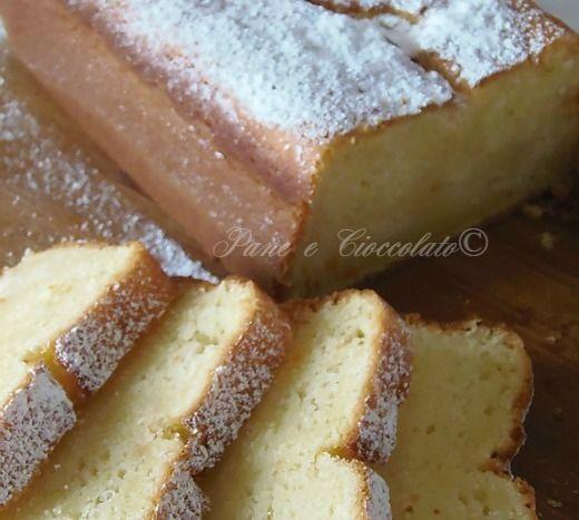 Plumcake al latte di mandorla | PaneeCioccolatoblog
