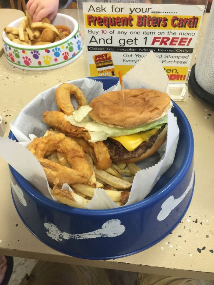 10 Best Fries in SC - Joey Doggs - Surfside Beach, SC