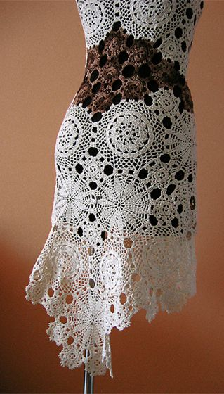 www.polandhandmade.pl, #polandhandmade, #dress, #crochet