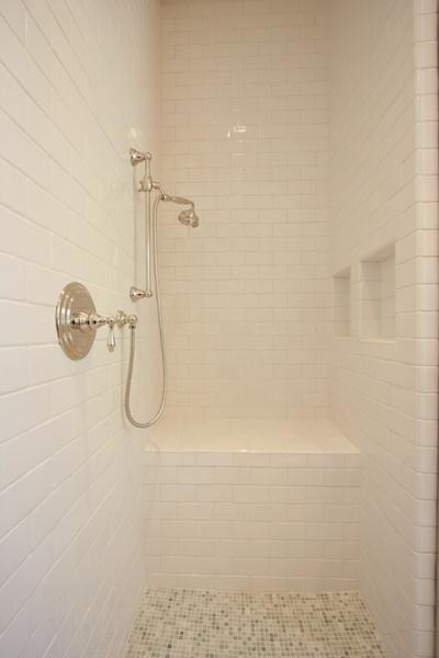 ... Bathroom Tile on Pinterest  Craftsman, Tile and Master bathrooms
