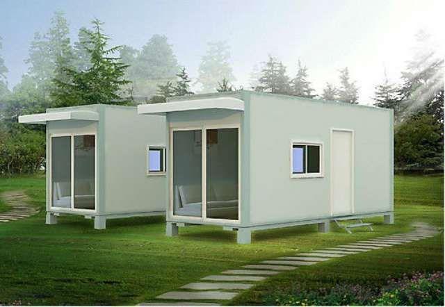 13 best casas en contenedores images on pinterest prefab - Casa prefabricadas precios ...