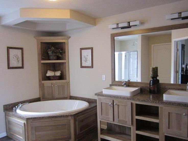 Best 25 mobile home bathrooms ideas on pinterest cheap for Home bathroom remodel