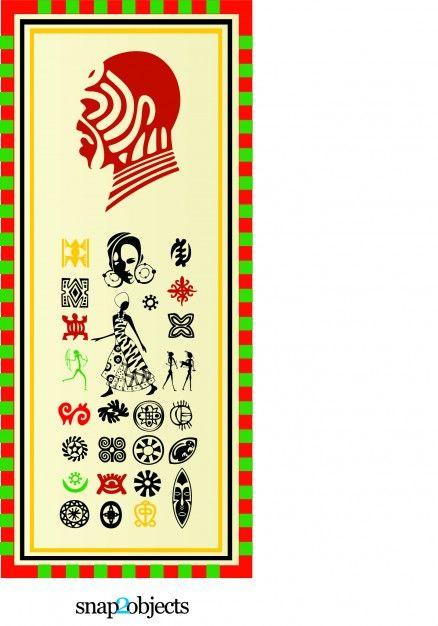 Resultado de imagem para simbolos africanos
