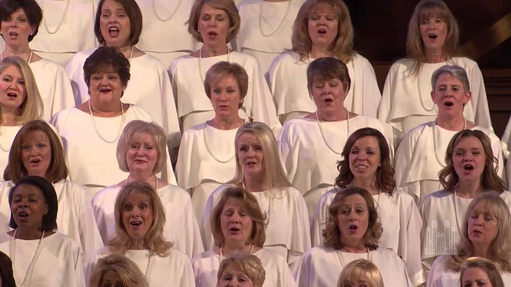 You'll Never Walk Alone - Mormon Tabernacle Choir    More LDS Gems at:  www.MormonLink.com