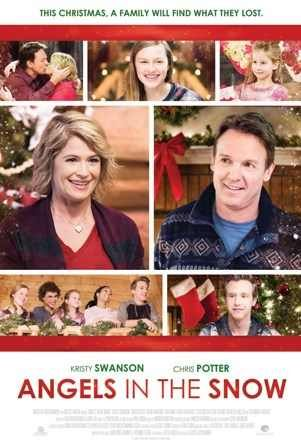 Its a Wonderful Movie - Your Guide to Family Movies on TV: 'Angels in the Snow' an UP Christmas Movie starring Kristy Swanson and Chris Potter 22/11/15