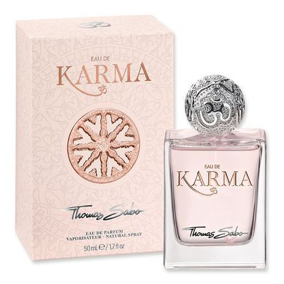 Eau de Karma – Eau de Parfum 50 ml from the Karma Beads collection in the THOMAS SABO online store