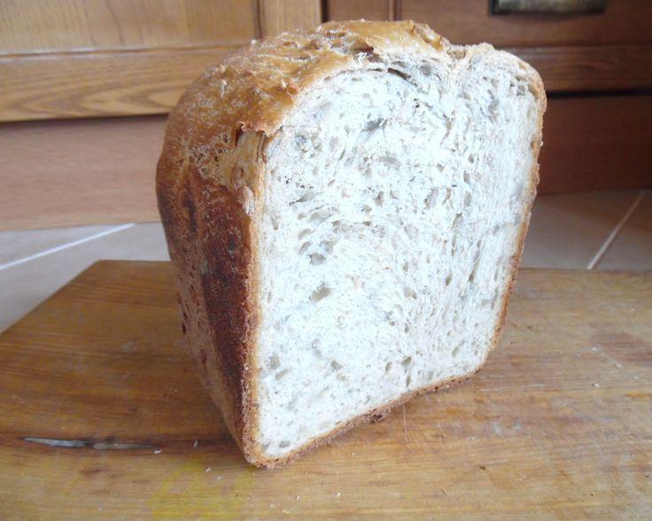 Pane bianco ai cereali