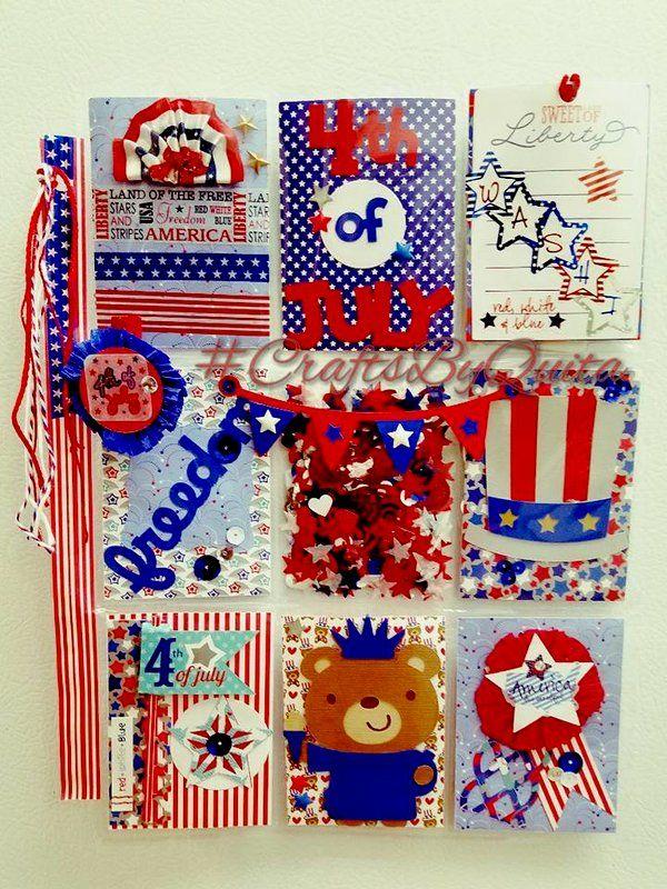 4th+of+July+Pocket+Letter - Scrapbook.com