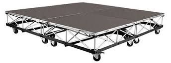 Transtage is a leading supplier of portable and modular staging system in Australia. We offer high profile portable staging system at very best price throughout Australia.