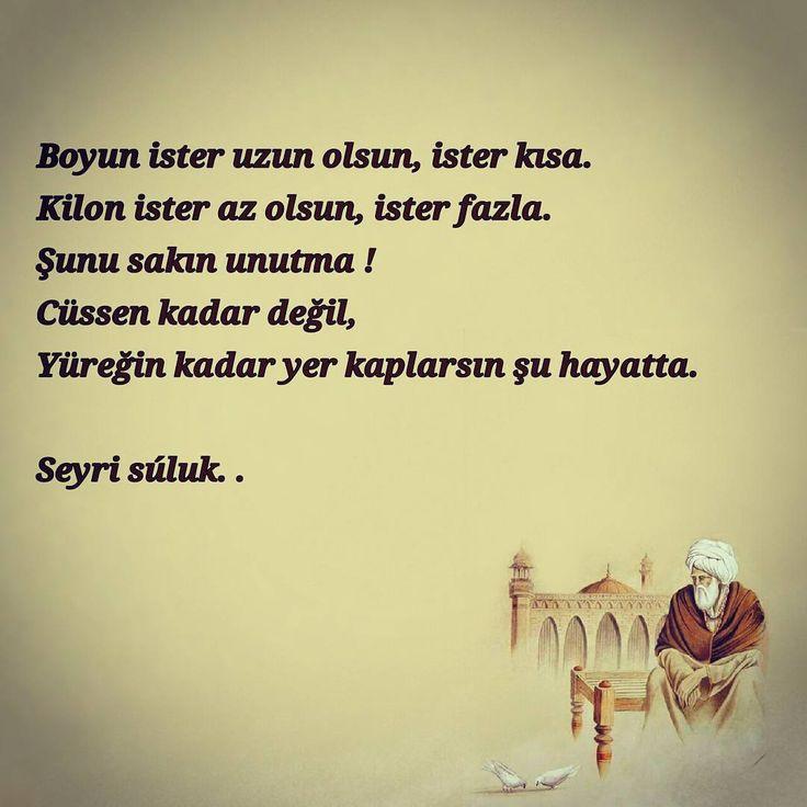 """Seyr-i Súluk (hakikat yolu) (@seyr_i_suluk): """".. #allah #kuran #islam #allahuekber #islamic #edepyahu #ilahiask #yolculuk #maneviyat…"""""""